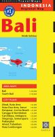Cover image for Bali  Indonesia regional map.