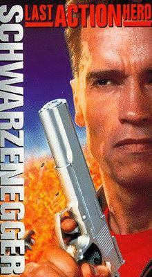 Cover image for Last action hero