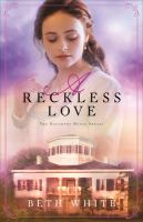Cover image for A reckless love