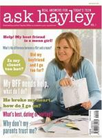 Cover image for Ask Hayley : real answers for today's teen