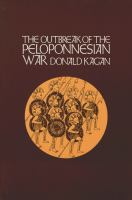 Cover image for The outbreak of the Peloponnesian War