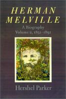 Cover image for Herman Melville : a biography
