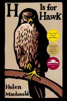 Cover image for H is for Hawk
