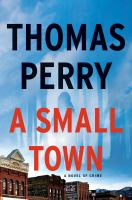 Cover image for A small town