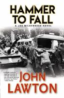 Cover image for Hammer to fall
