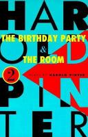Cover image for The birthday party : and The room