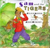 Cover image for Sam and the tigers