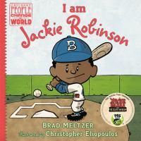 Imagen de portada para I am Jackie Robinson