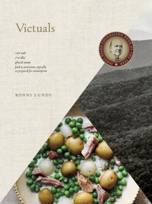 Cover image for Victuals : an Appalachian journey, with recipes