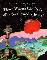 Cover image for There was an old lady who swallowed a trout