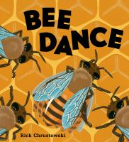 Cover image for Bee dance