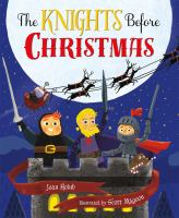 Cover image for The knights before Christmas