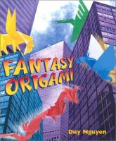 Imagen de portada para Fantasy origami