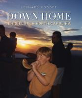 Cover image for Down home Jewish life in North Carolina