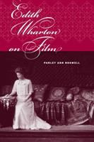 Cover image for Edith Wharton on film