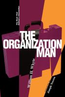 Cover image for The organization man