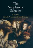 Cover image for The Neoplatonic Socrates