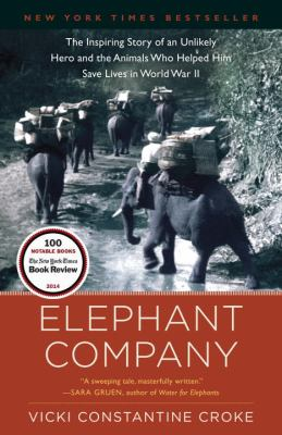 Cover image for Book Club kit : Elephant Company : the inspiring story of an unlikely hero and the animals who helped him save lives in World War II