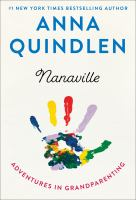 Cover image for Nanaville : adventures in grandparenting