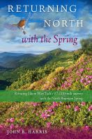 Cover image for Returning North with the Spring