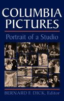 Cover image for Columbia Pictures  portrait of a studio