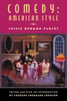 Cover image for Comedy, American style