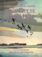Cover image for The geese fly high