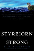 Cover image for Styrbiorn the strong