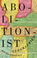 Cover image for Abolitionist Geographies
