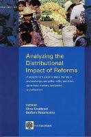 Cover image for Analyzing the distributional impact of selected reforms