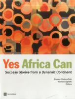 Imagen de portada para Yes Africa can success stories from a dynamic continent