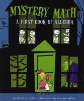 Cover image for Mystery math : a first book of algebra