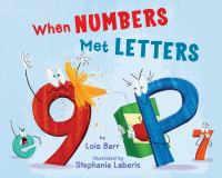 Cover image for When numbers met letters
