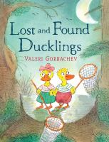 Cover image for Lost and found ducklings