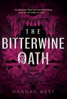 Cover image for The bitterwine oath
