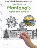 Cover image for How to draw Montana's sights and symbols