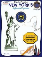 Cover image for How to draw New York's sights and symbols