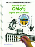 Cover image for How to draw Ohio's sights and symbols