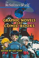 Cover image for Graphic novels and comic books