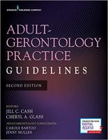 Cover image for Adult-gerontology practice guidelines