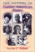 Cover image for The nature of Native American poetry
