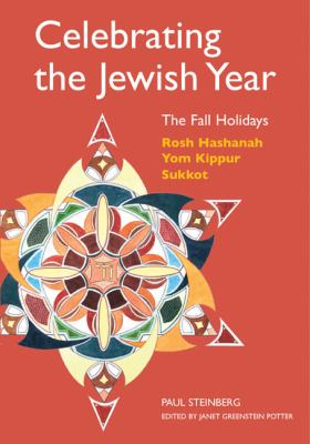 Cover image for Celebrating the Jewish year