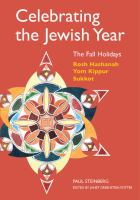 Imagen de portada para Celebrating the Jewish year