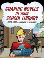 Cover image for Graphic novels in your school library