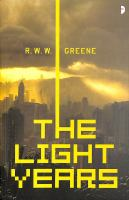 Cover image for The light years