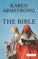 Cover image for The Bible : a biography