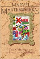Cover image for Marvel masterworks presents the X-men