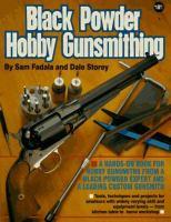 Cover image for Black powder hobby gunsmithing
