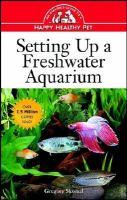 Imagen de portada para The freshwater aquarium