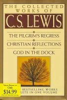Cover image for The collected works of C. S. Lewis.